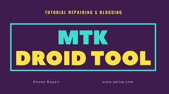 Download MTK Droid Tool V2.2.9