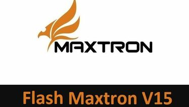 Cara Flash Maxtron V15