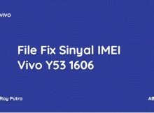 File Fix Sinyal Vivo Y53