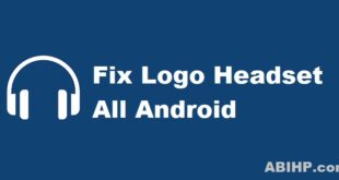 Fix Logo Headset Android